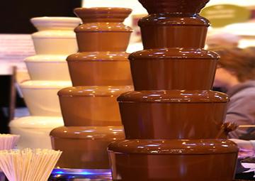 Chocolush Chocolate Fountain Hire